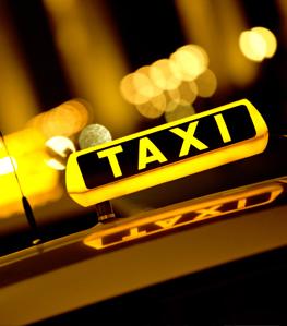 Taxi gare