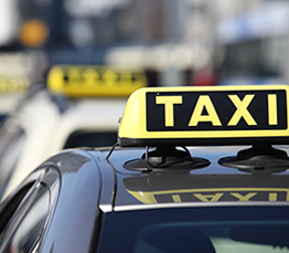 Les taxis de la Queue En Brie